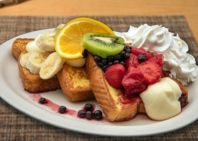 Country View Restaurant French Toast Breakfast american restaurant