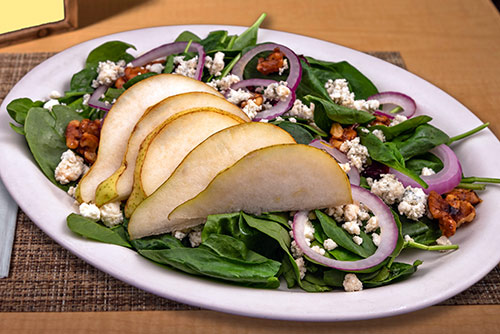 pear salad lunch in portsmouth nh