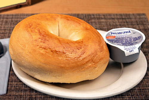 bagel cream cheese breakfast portsmouth nh
