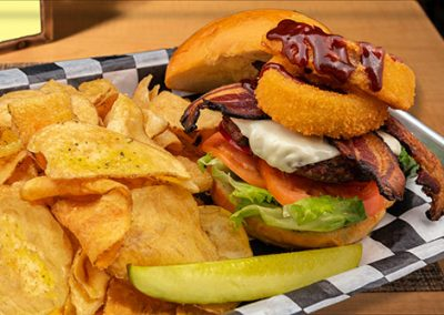 cider house burger american restaurant