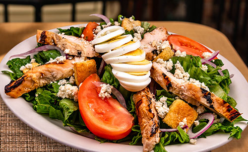 cobb salad lunch portsmouth nh