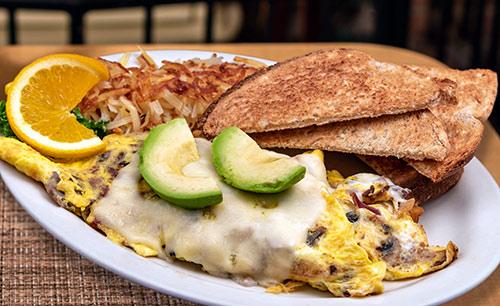 drunkin shroom omelette breakfast portsmouth nh
