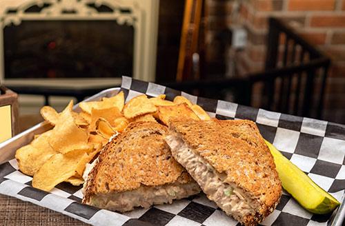 tuna melt sandwich lunch in portsmouth nh